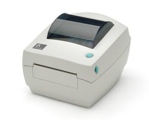 Inventar-barcode Drucker Desktop