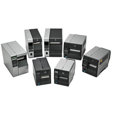 Robuste Etikettendrucker