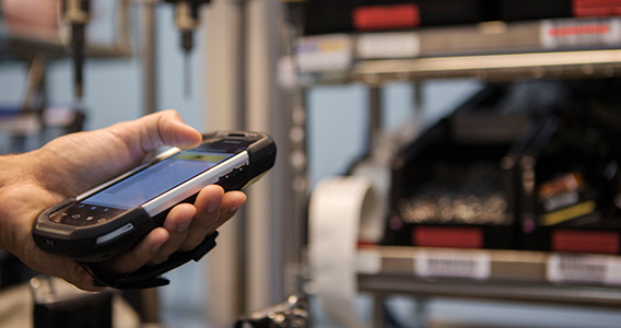 scannen mobil