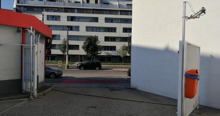 Parkplatz Simmering 1