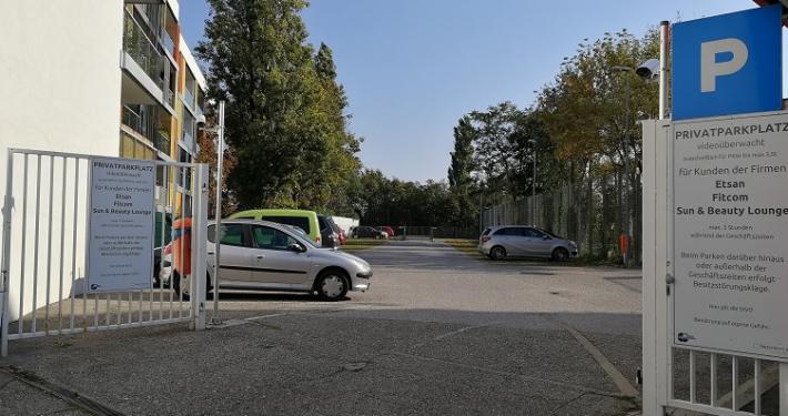 parkplatz simmering 3